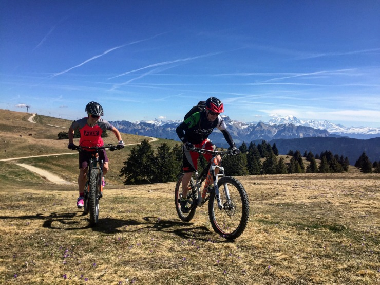 Bauges bike Académie