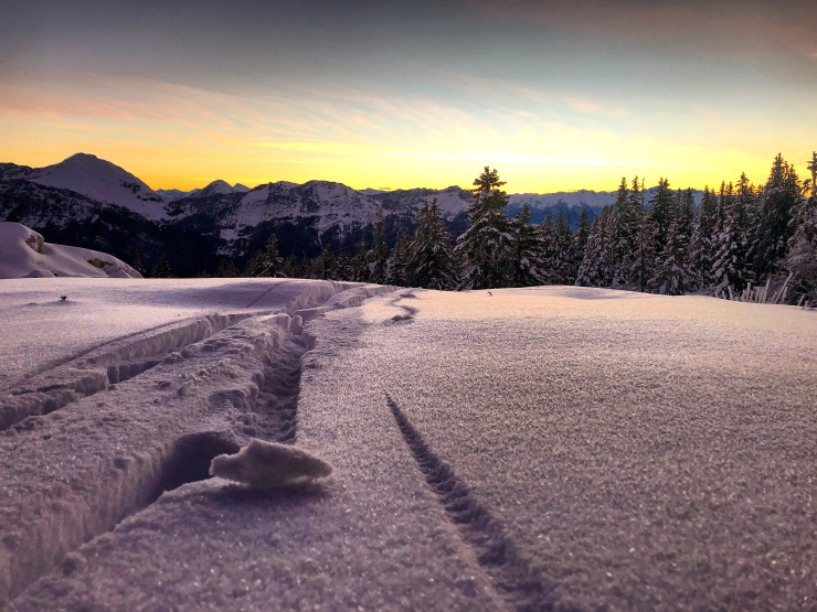 Bauges Ski Académie - Location de skis à domicile massif des Bauges