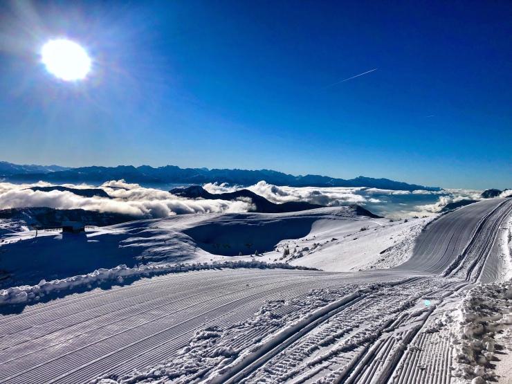 Bauges Ski Académie - Location de skis à domicile dans les Bauges